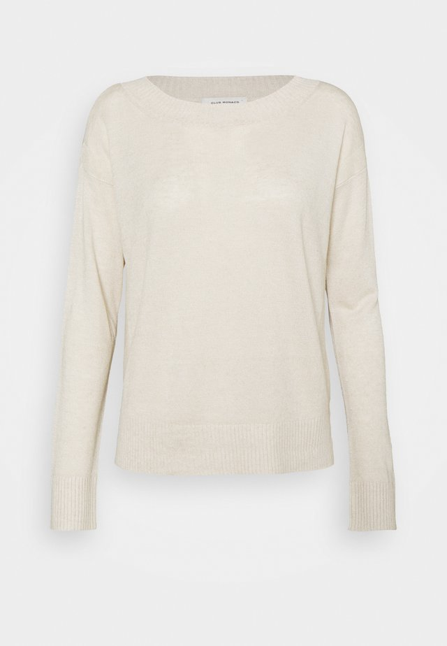 LONG SLEEVE - Pullover - neutral
