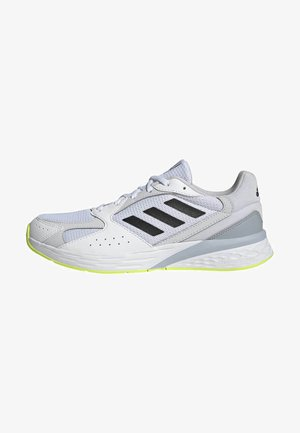 RESPONSE RUN SCHUH - Neutral running shoes - white