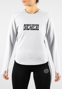 MOROTAI - NAKA - Sweatshirt - light grey - 0