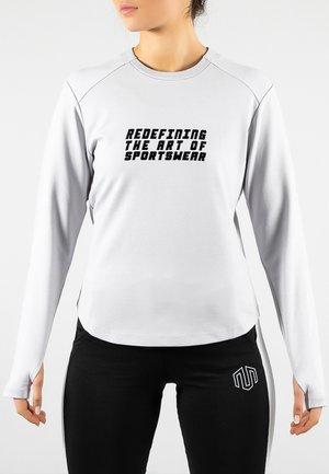 NAKA - Sweatshirt - light grey