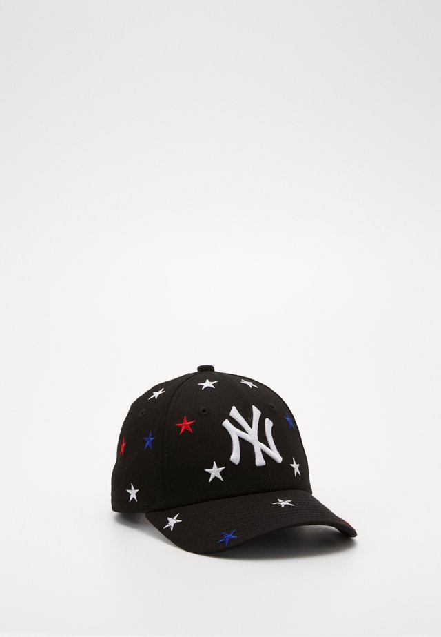 KIDS 9FORTY STARS - Cappellino - black