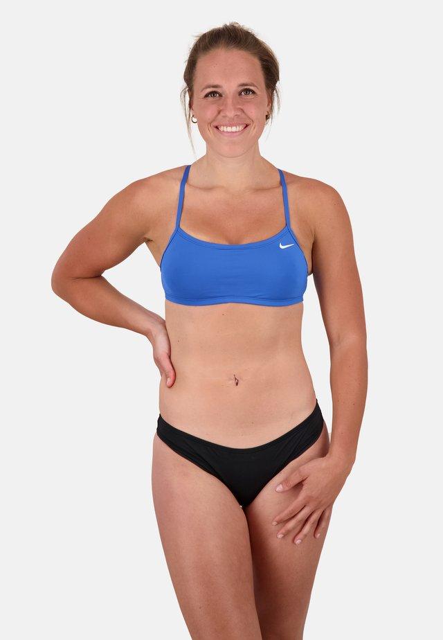 ESSENTIAL RACERBACK - Bikini top - battle blue