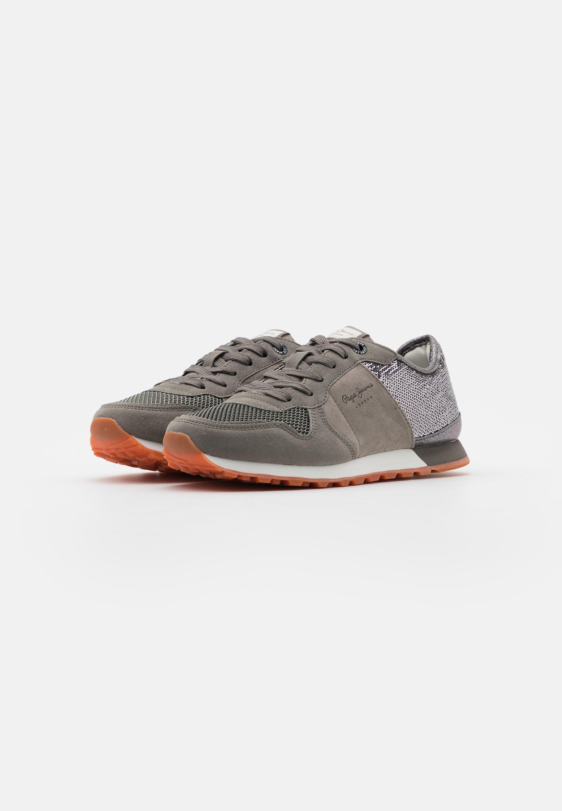 Pepe Jeans VERONA WET Sneaker low middle grey/grau
