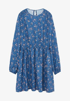 JARDIN - Day dress - bleu