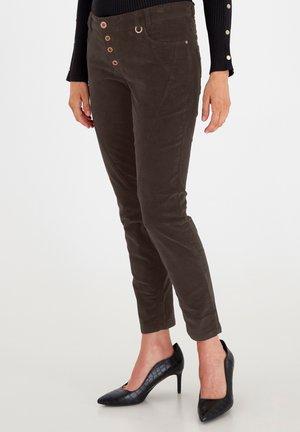Jeans Skinny Fit - chocolate brown