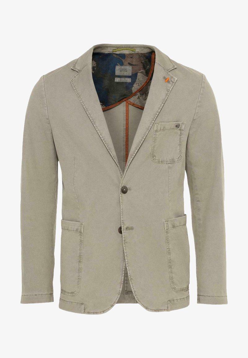 camel active - Denim jacket - khaki