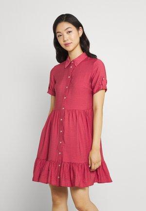GÜL KURUSU - Shirt dress - rose