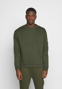 Nominal - COMBAT CREW - Sweatshirts - khaki - 0