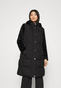 comma - Winter coat - black - 0