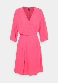 YAS - YASELIVO DRESS - Day dress - fandango pink - 0