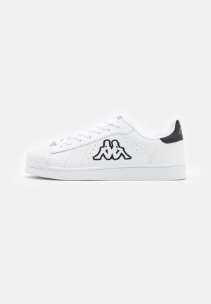CHARDOR UNISEX - Sports shoes - white/black