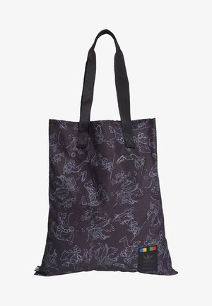 GOOFY SHOPPER BAG - Tote bag - black