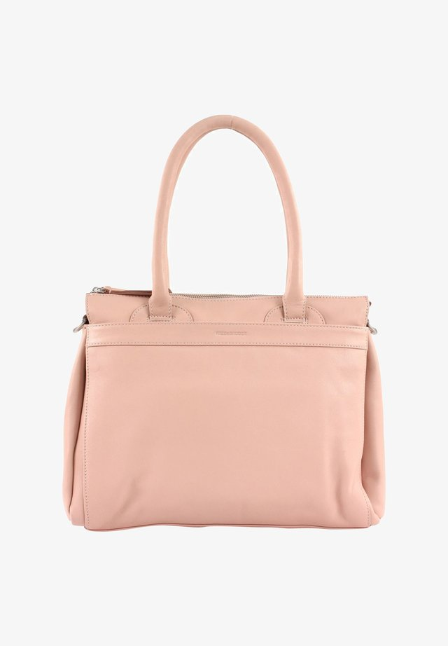 Handbag - powder rose