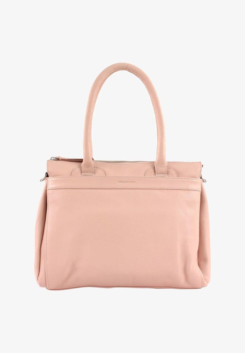 FREDsBRUDER - Handbag - powder rose