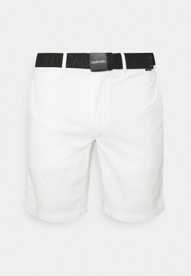 GARMENT - Kraťasy - bright white