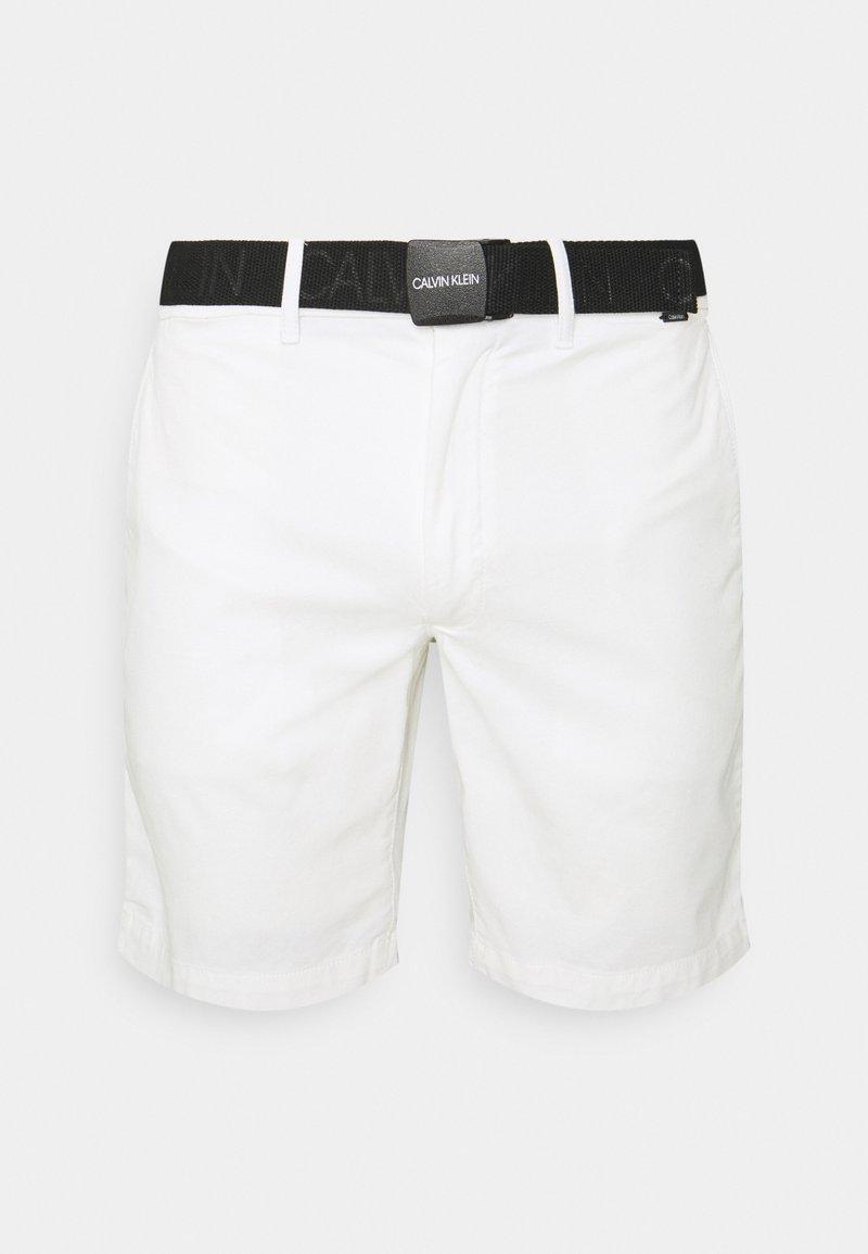 Calvin Klein - GARMENT - Shorts - bright white
