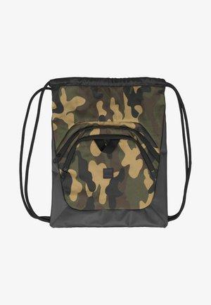 Across body bag - black/camo/black