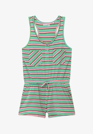 TEEN GIRLS OVERALL - Jumpsuit - limelight
