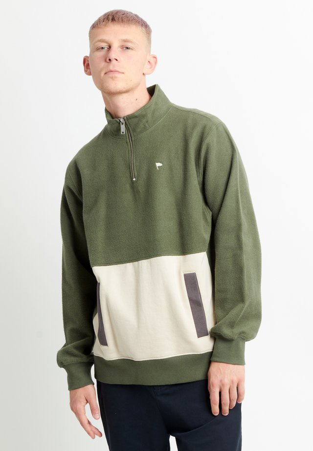 HARRO - Sweater - light olive
