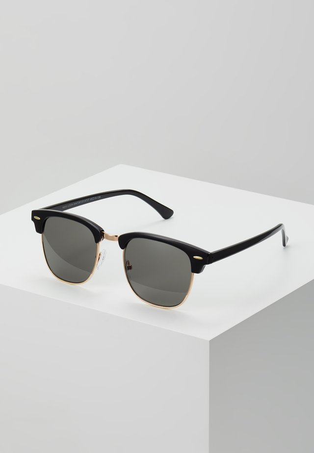 CORE CLUB - Gafas de sol - black