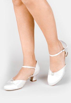 ADDIE - Classic heels - white