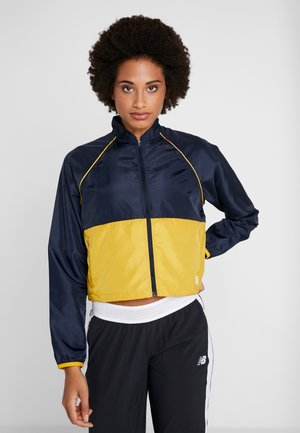 VELOCITY JACKET - Sports jacket - varsgold