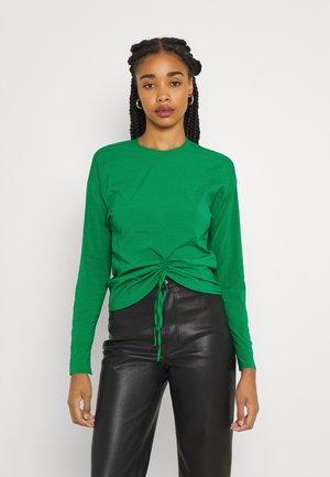 MONICA BLOUSE - Blouse - green