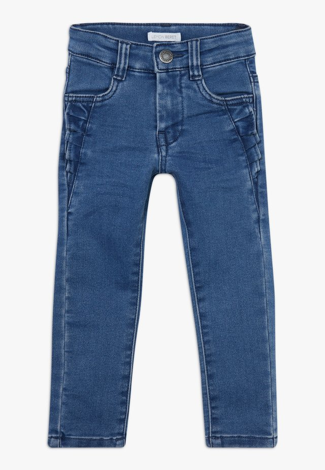 SMALL GIRLS - Jeansy Slim Fit - blue