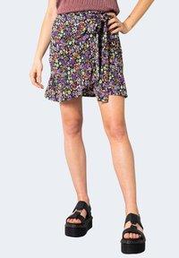 ONLY - ONLOLIVIA WVN NOOS - A-line skirt - violet - 0