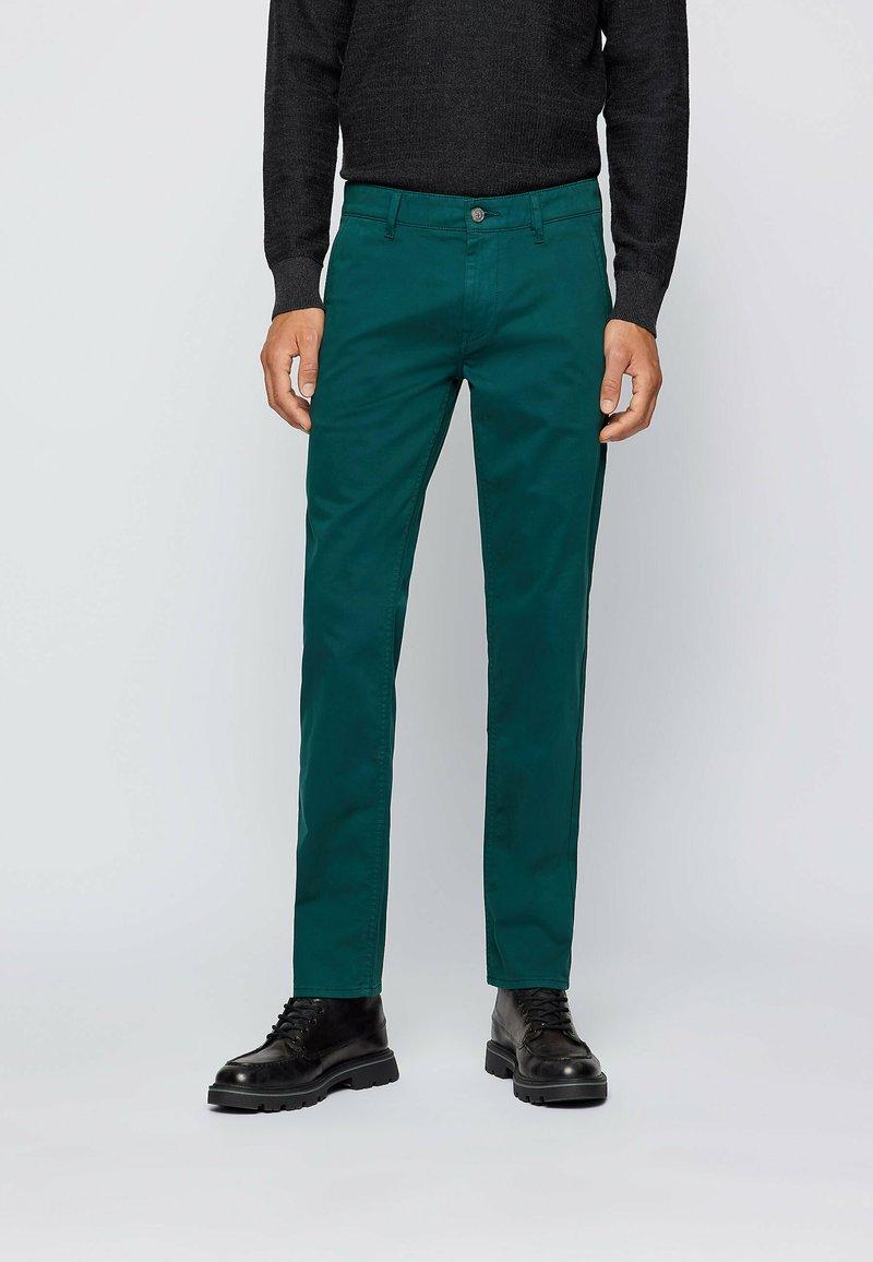 BOSS - SCHINO - Chinos - dark green