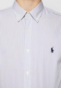Polo Ralph Lauren - NATURAL - Shirt - grey/white - 5