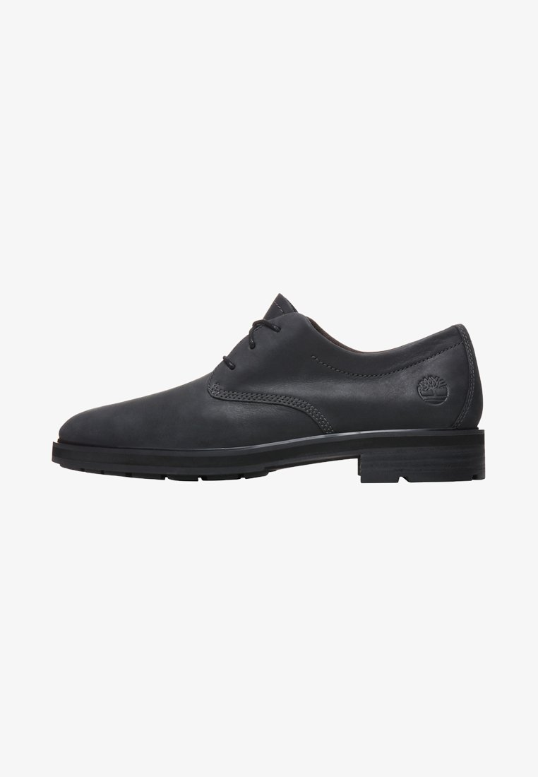 Timberland - OXFORD - Casual lace-ups -  black