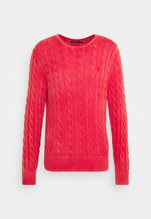 Sweter - rouge