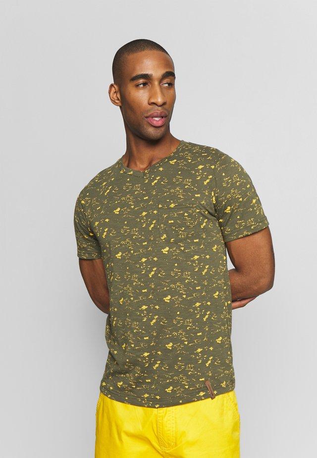 AHAUS - T-shirt print - dark olive