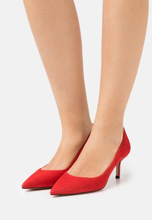 INES  - Tacones - bright red