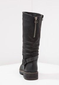 Coolway - DAVISON - Cowboy/Biker boots - black - 3