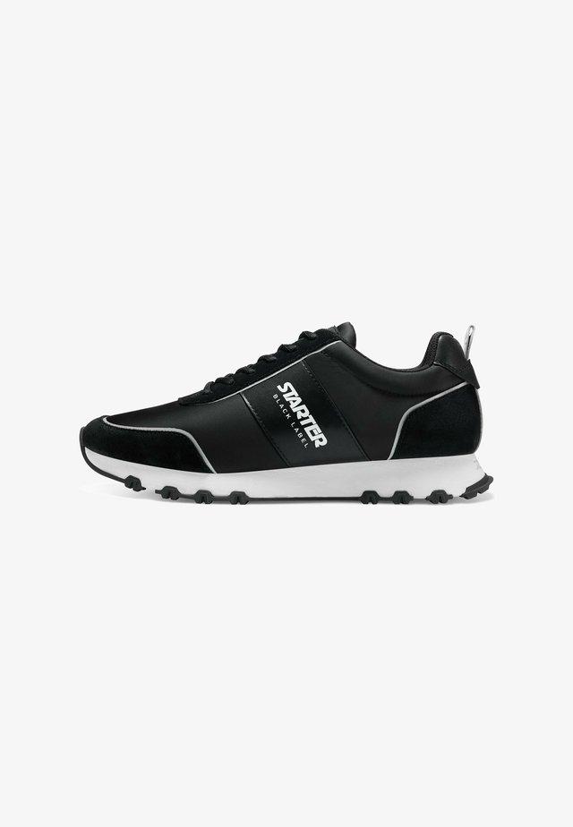 VINTECH - Sneakers laag - black