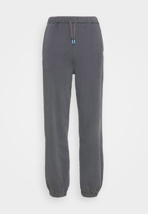 POLINA - Tracksuit bottoms - steel grey