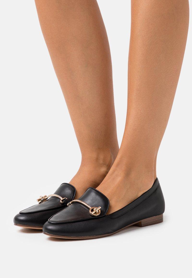 ALDO - TILTA - Nazouvací boty - black
