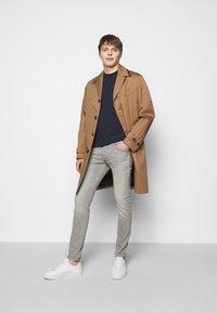 DRYKORN - JAZ - Jeans Skinny Fit - grey - 1