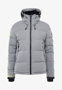 Superdry - SNOW SHADOW  - Skidjacka - carbomised grey - 7