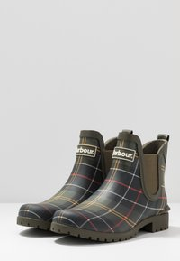 Barbour - WILTON - Wellies - tartan - 4