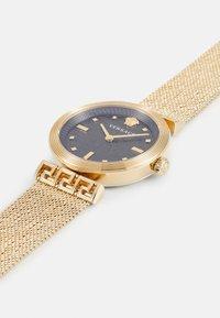 Versace Watches - GRECA MOTIV - Zegarek - gold-coloured - 3