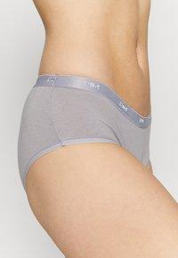 DIM - POCKET ECODIM BOXER 5 PACK - Pants - infini blue/grey/ballerina pink/red/white - 5