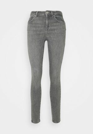 ONLPOWER PUSH UP  - Jeans Skinny Fit - grey denim