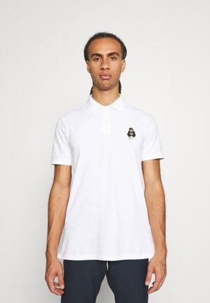 BEAR SHORT SLEEVE - Poloshirt - white