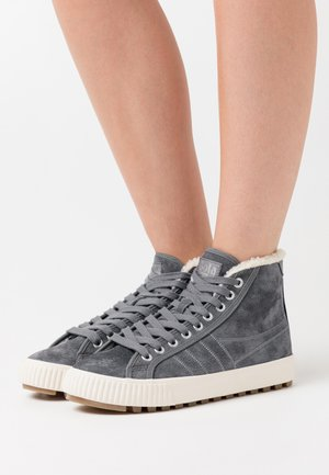 NORDIC  - High-top trainers - ash