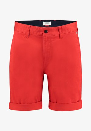 ESSENTIAL - Shorts - red