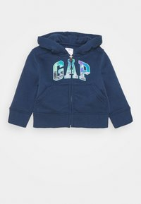 GAP - TODDLER BOY LOGO NOVELTY - Zip-up sweatshirt - night - 0