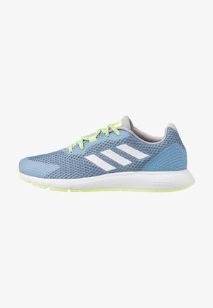 SOORAJ VERUM CLOUDFOAM RUNNING SHOES - Neutral running shoes - glow blue/footwear white/light granit